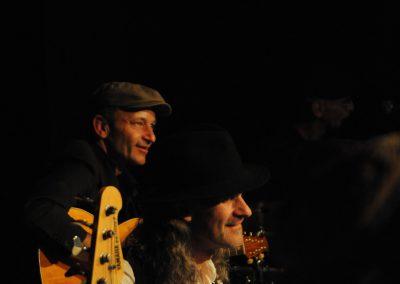 Nuit Blanche - Jürgen Sachs und Harry Stingl