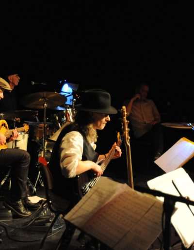 Nuit Blanche - Die Sachs-Band
